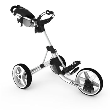 Clicgear Cart Model 3.5+ Arctic / White