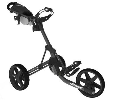 Clicgear Cart Modle 3.5+ Charcoal / Black