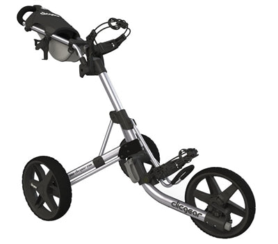 Clicgear Cart Model 3.5+ Grey / Black