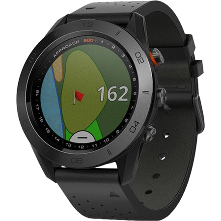 Garmin Approach S60 GPS Golf Watch, Premium
