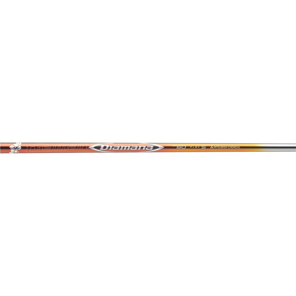 Mitsubishi Diamana RF Wood Shaft