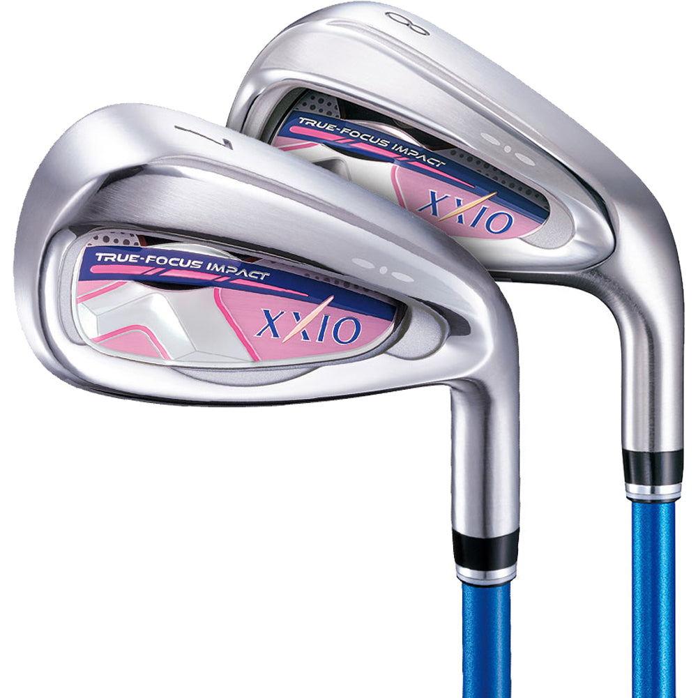 XXIO X Ladies Iron Set 7-PW, SW