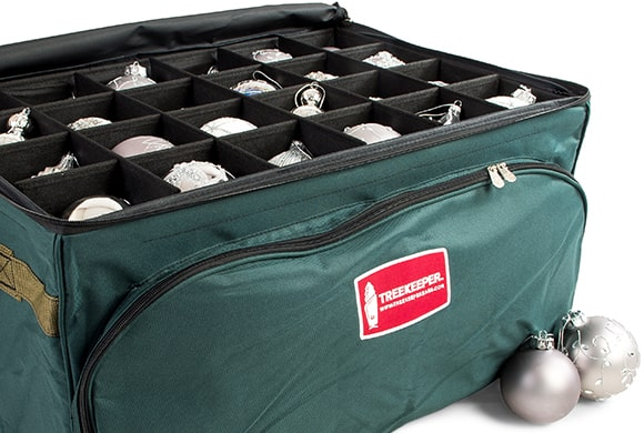 TreeKeeper Bags Three Tray Ornament Storage Bag