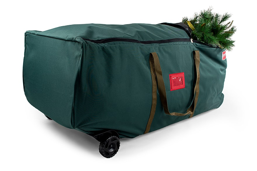 TreeKeeper Bags Big Wheel Super Duffel Tree Storage Bag