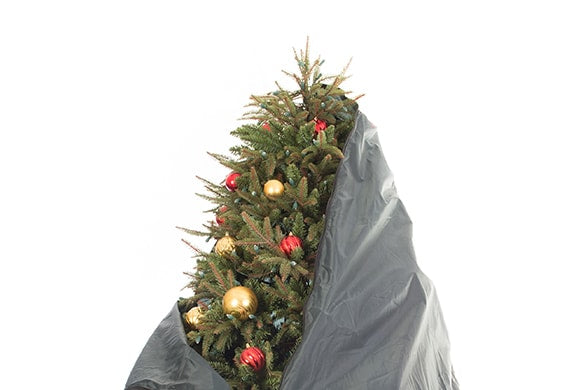 TreeKeeper Bags Decorated Upright Tree Storage Bag