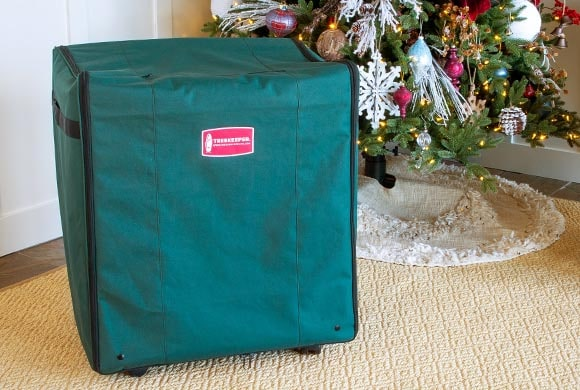 TreeKeeper Bags Telescoping Adjustable Tray Ornament Storage Bag