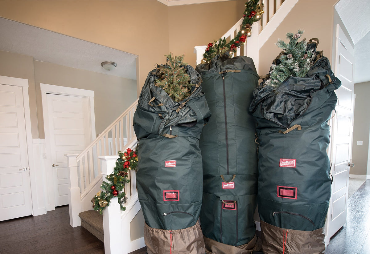 Upright Christmas Tree Storage Bag Trees Up To 9ft