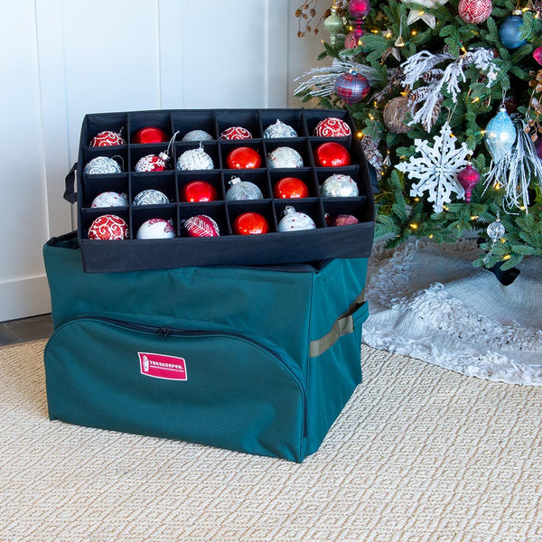 Top Pocket Ornament Storage Bag [72 ornaments]