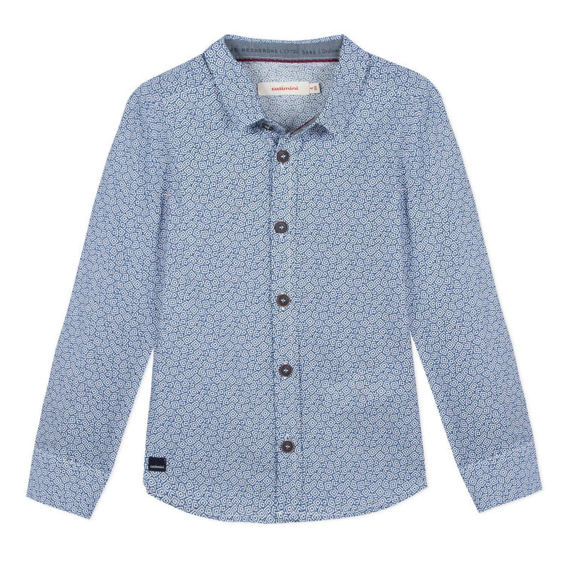 Boys Cotton Shirt