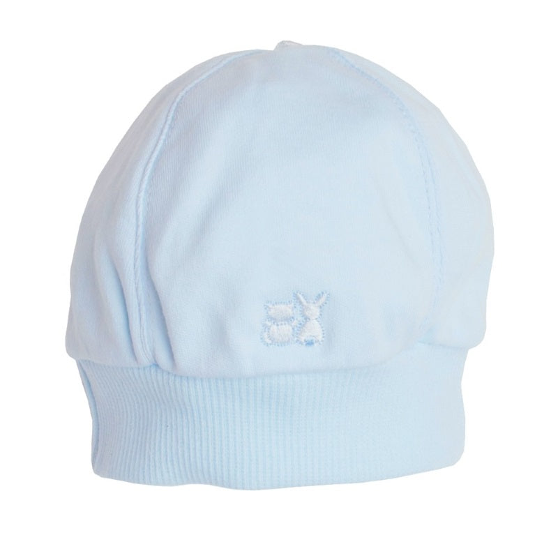 Baby Boy Blue Pull-on Hat