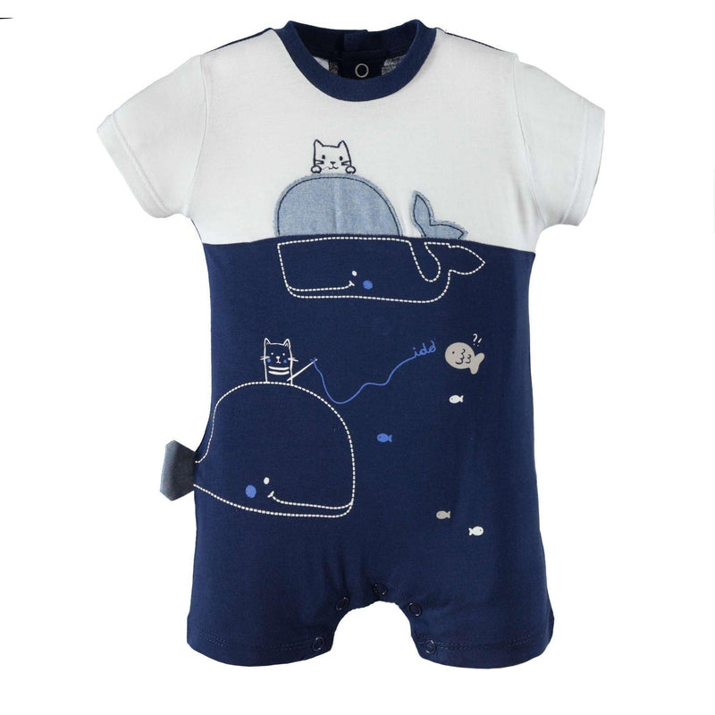 Baby Boys Romper - Junior Couture