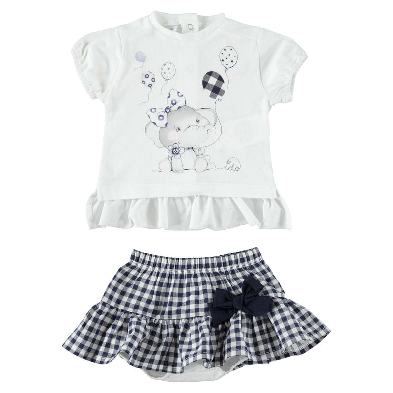 Baby Girls Top & Skirt Set - Junior Couture