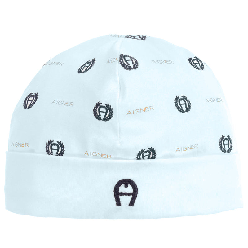 Baby Boys Pale Blue Hat