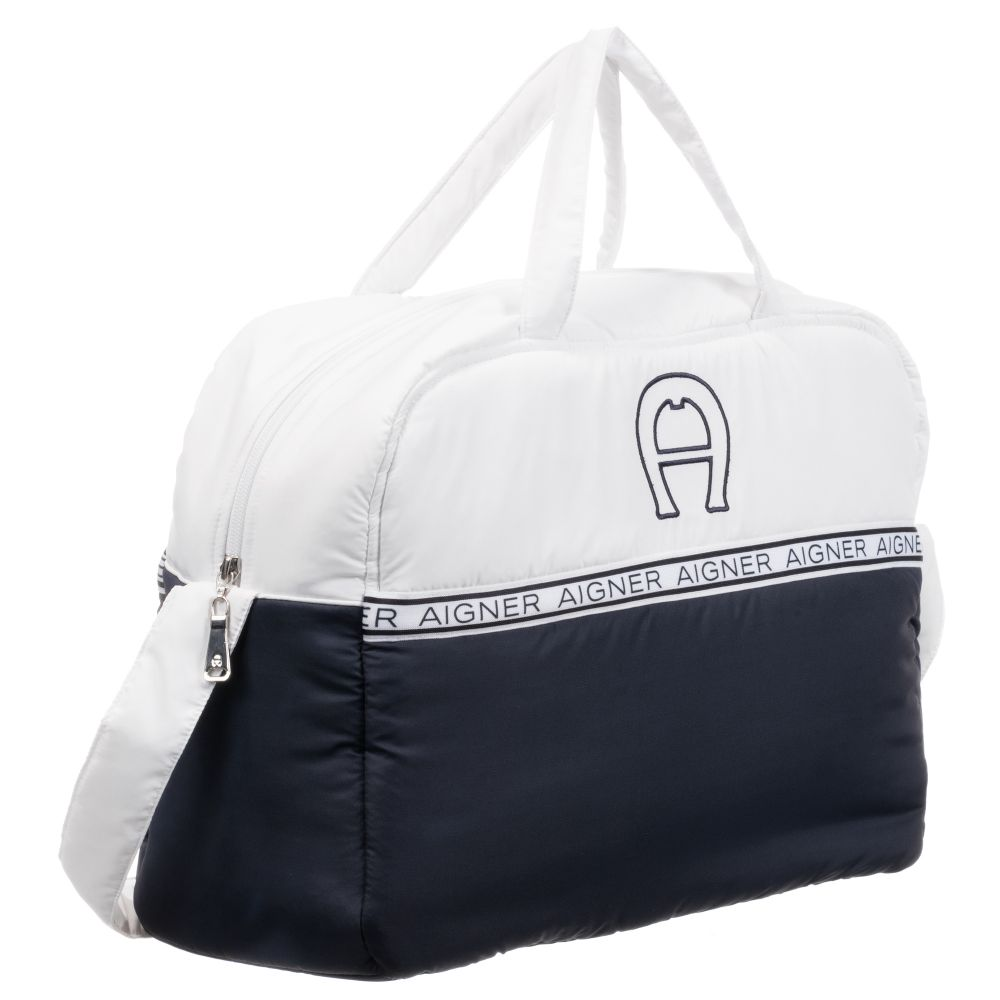 Baby Boys Navy Changing Bag