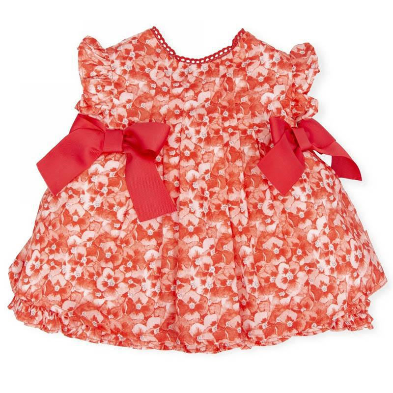 Baby Girls Coral Dress
