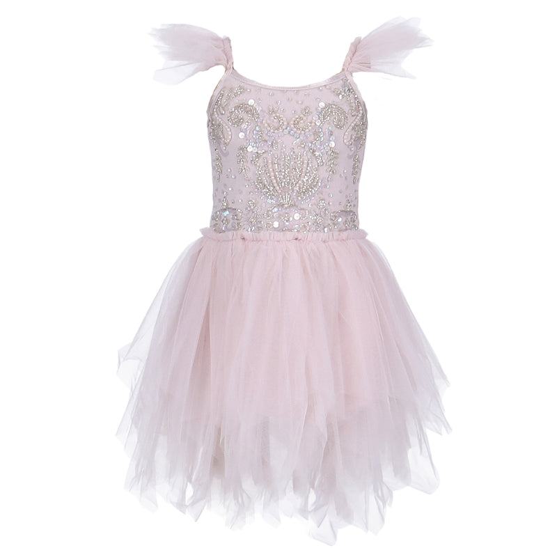 Girls Pink Sugar Plum Fairy Dress
