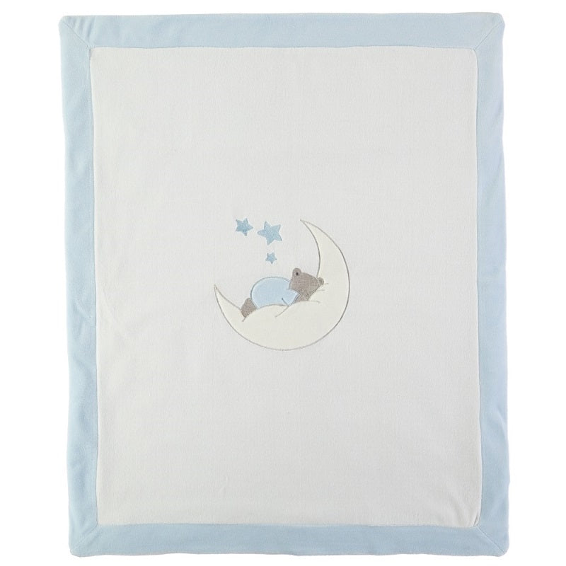 Baby Boys Blue Blanket