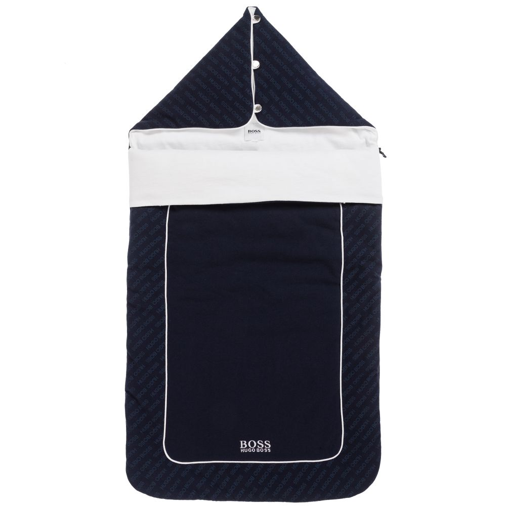 Baby Boys Navy Blue Nest
