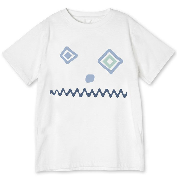 Boys White Copacabana T-Shirt