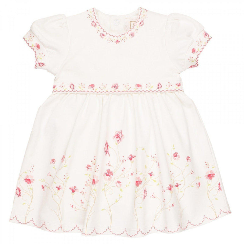 Baby Girls Poppy Floral Summer Dress