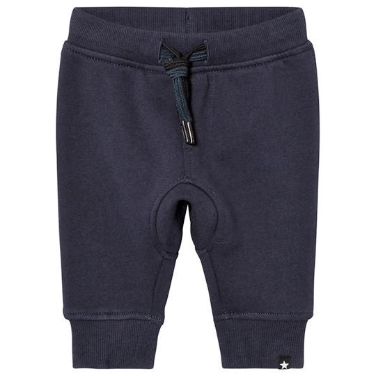 Baby Boys Jersey Cotton Trousers