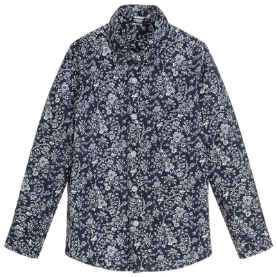 Boys Cotton Shirt - Junior Couture