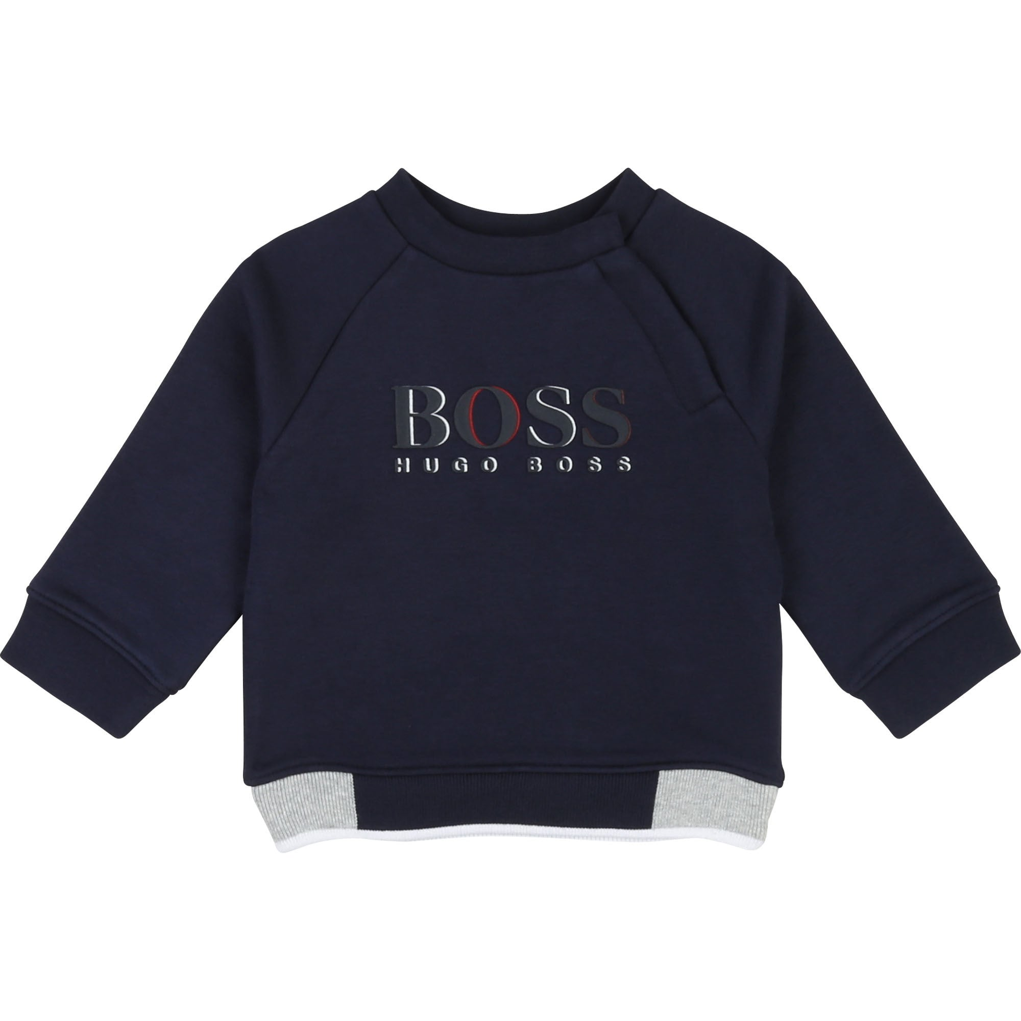 Boys Navy Blue Sweatshirt