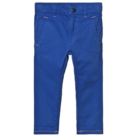 Boys Blue Trousers