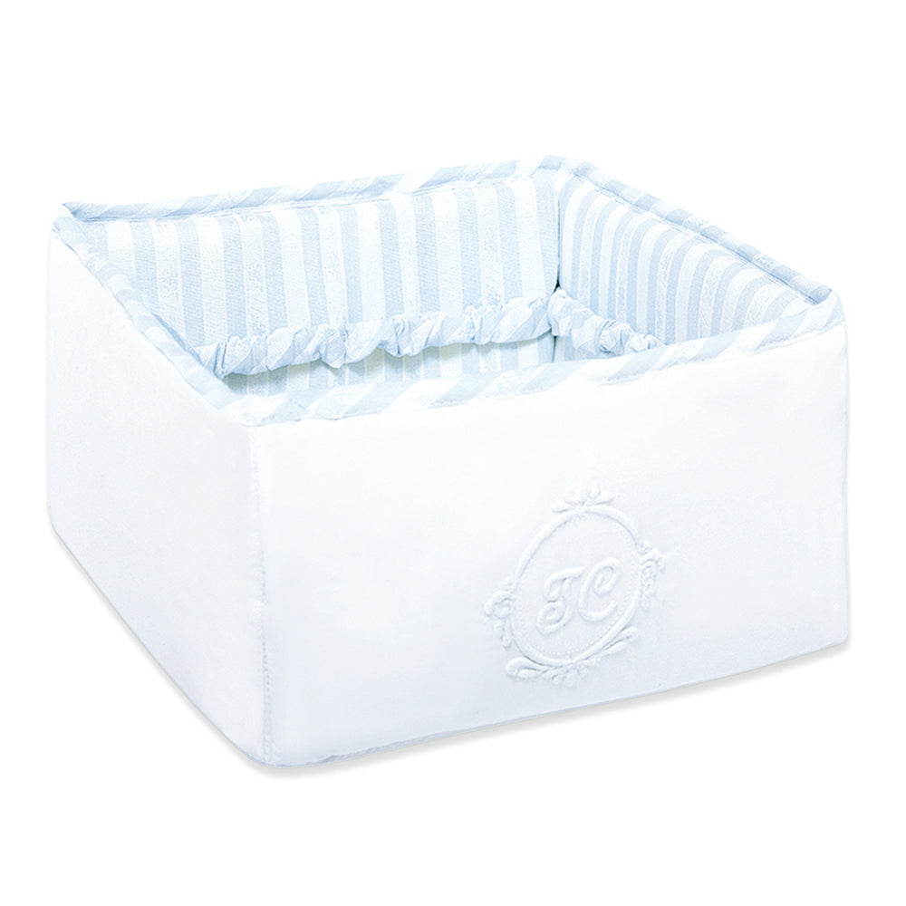 Baby Boys Blue Accessory Basket