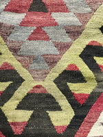 The Luck - Kilim Bohemian Pillow Cover