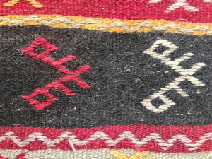 The Protector - Kilim Bohemian Pillow Cover