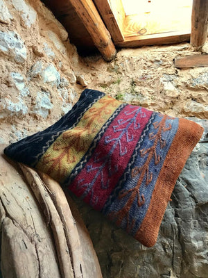 The Tree of Life - Kilim Bohemian Pillow Cover