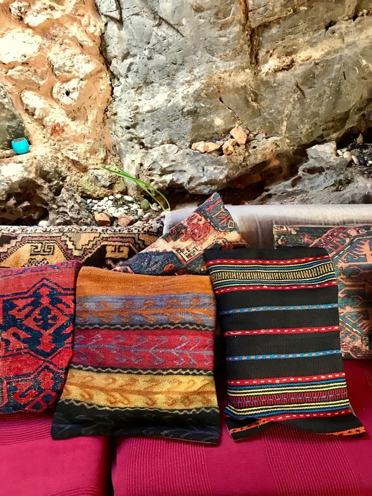 The Passion - Kilim Bohemian Pillow Cover