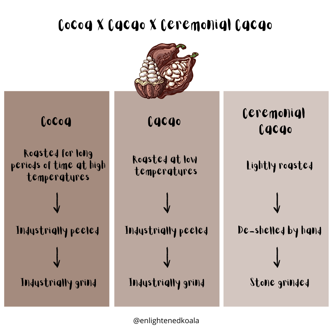 Ceremonial Cacao: What Is It And Why It Is So Popular