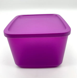 Tupperware Square rounds 1L