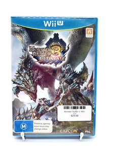 Monster Hunter 3, WiiU