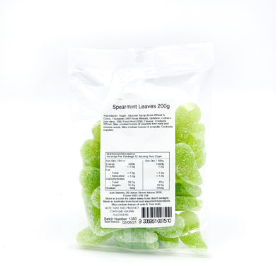 Spearmint Leaves 200g