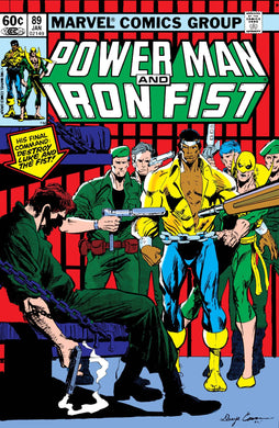 Powerman and Iron Fist #89