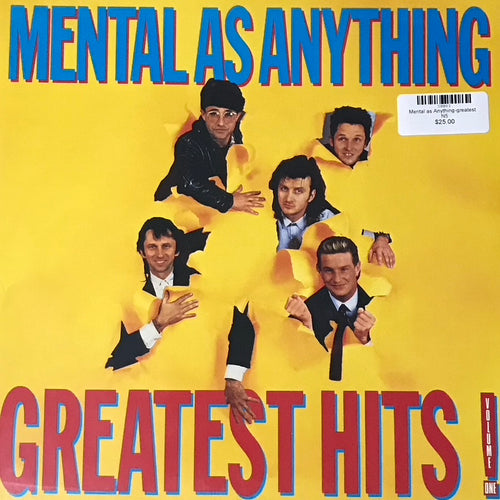 Mental as Anything-greatest...