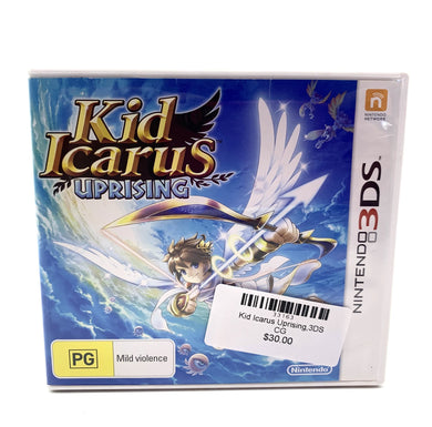 Kid Icarus Uprising,3DS