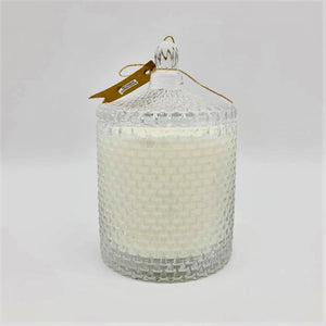 D-Lux Clear Candle - Lemongrass