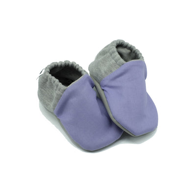 Lavender 0-6m Shoes