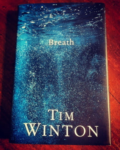 Tim Winton Breath HB 1stedn