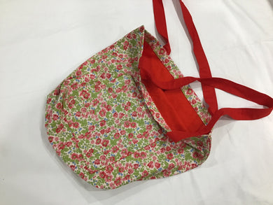 HM Tote bag Red Floral
