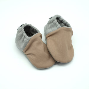 Hazelnut 0-6m Shoes