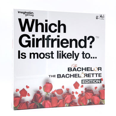 Bachelor/Bachelorette Which Girlfriend? Game