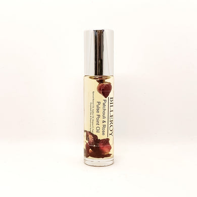 Patchouli & Rose Perfume Roll On