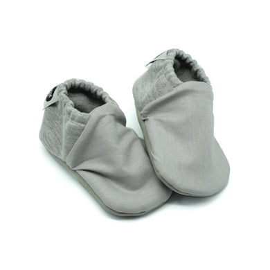 Grey 0-6m Shoes