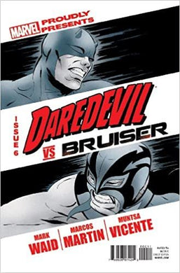 Daredevil Vs Bruiser #6