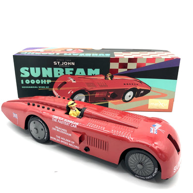 Sunbeam 1000HP Car